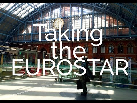 Mitch at Midlife - Rating the Eurostar