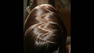Zig-Zag Part | Cute Girls Hairstyles