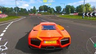 Forza Horizon 4 - Lamborghini Reventon 2008 - Open World Free Roam Gameplay (HD) [1080p60FPS]