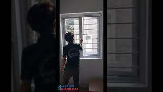 Mẫu Cửa Lưới Chống Muỗi 02