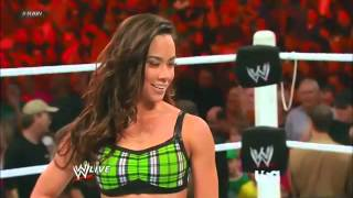 WWE Raw Full Show HD 07.16.12
