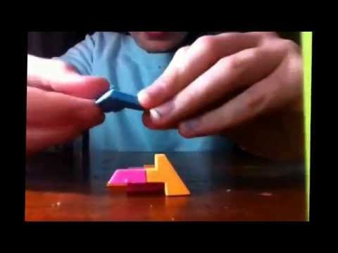 Hexagon Cube How To Solve - 0425