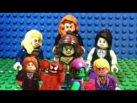 LEGO Wonder Woman | Valentine