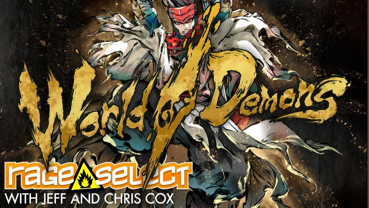World of Demons (The Dojo) Let's Play