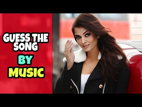 Guess The Song By It's Music Challenge   Bollywood Songs Challenge