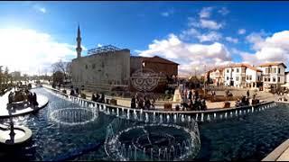 Hacı Bayram Veli Camii 360° Video Altındağ / Ankara