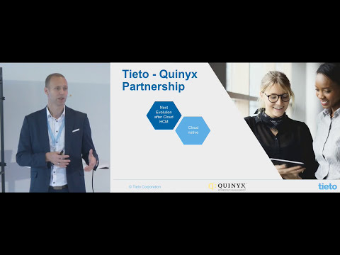 Workforce Management Breakfast with Quinyx and Tieto in Helsinki