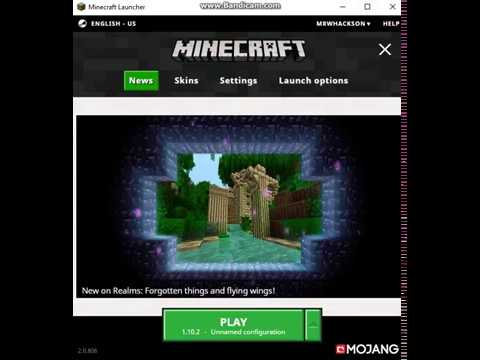 How To Change Your Version In The New Launcher In Minecraft YouTube - Minecraft launcher name andern