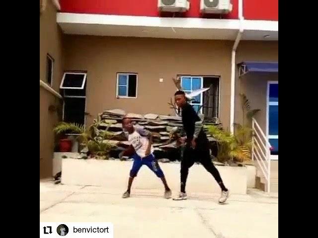 BEN VICTOR #FANLOVE #POPTINSCHALLENGE #JEBATOKOWASHANRA #TITODAFIRE