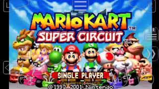 Mario Kart súper circuit |MatyMax00812 (leer descripción)