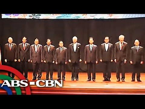 TV Patrol: PNoy, hinikayat ang ASEAN na harapin ang maritime disputes