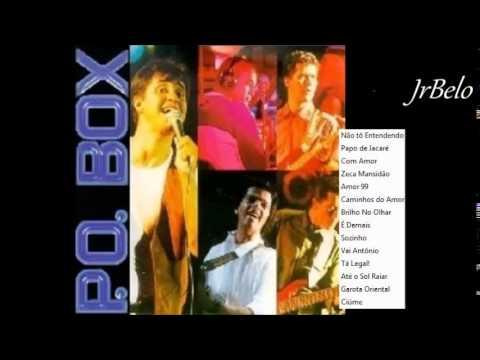 P.O Box Cd Completo - JrBelo