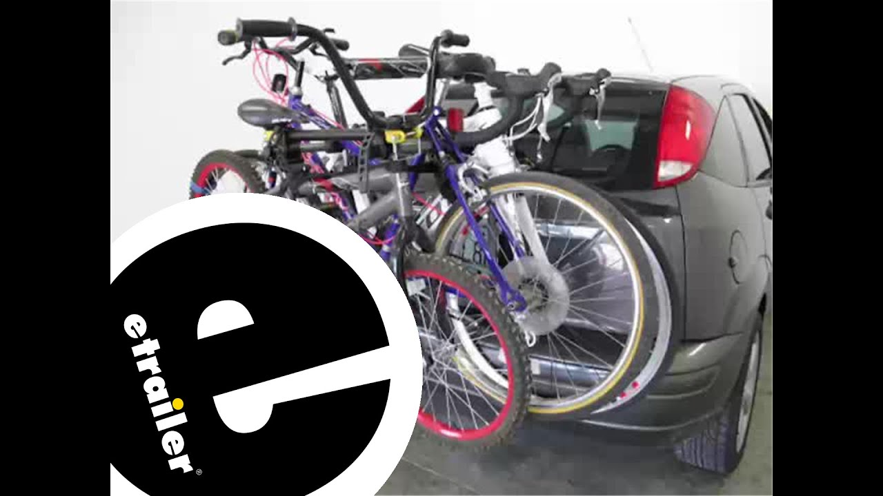 Review Sportrack Fixed Arms Bike Rack Sr3152 Etrailer