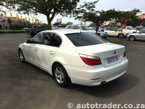 BMW SERIES I Dr Auto Auto For Sale On Auto Trader South - 2008 bmw 525i