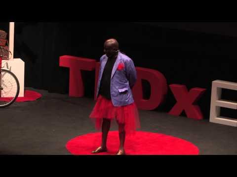 Conversations with Baba | Binyavanga Wainaina | TEDxEuston
