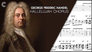 Guitar  - Hallelujah Chorus - George Handel - Sheet Music, Chords, & Vocals