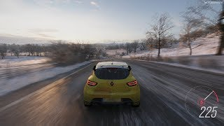 Forza Horizon 4 - 2016 Renault Clio R.S. 16 Concept Gameplay [4K]