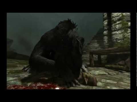 Skyrim Mods: Heart of the Beast - FERAL WEREWOLF SOUNDS