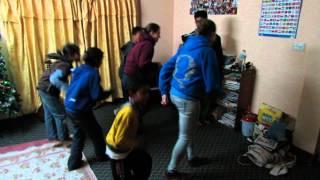 OCEAN Nepal kids - Cadillac Ranch line dance