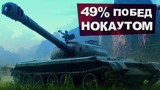 49 процентов побед нокаутом. (НАРЕЗКА)