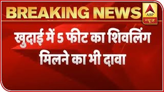 Ayodhya Ram Mandir: Temple Remains, 5-Feet Tall Shivling Found During Land Levelling | ABP News