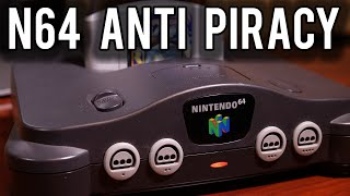 How Nintendo Stopped Bootleg Games on the Nintendo 64 | MVG