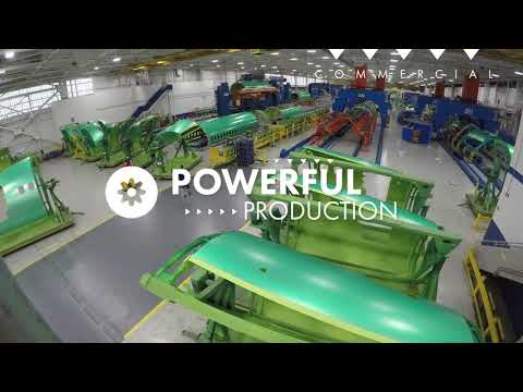 Spirit AeroSystems Meets Production Demand Via Automated Technologies