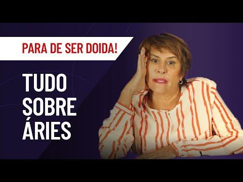 MARCIA FERNANDES  ÁRIES: TUDO SOBRE O SIGNO  PARA DE SER DOIDA