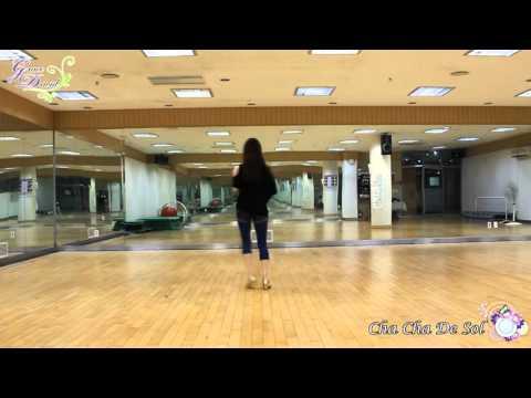 Cha-Cha De Sol Line Dance (Mathias Pflug)