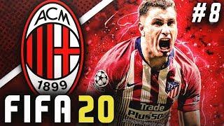 INSANE €65 MILLION SIGNING!! - FIFA 20 AC Milan Career Mode EP8