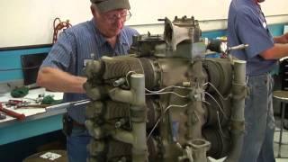 Western Skyways  Piston Aircraft Engine Overhaul - 1 (HD)