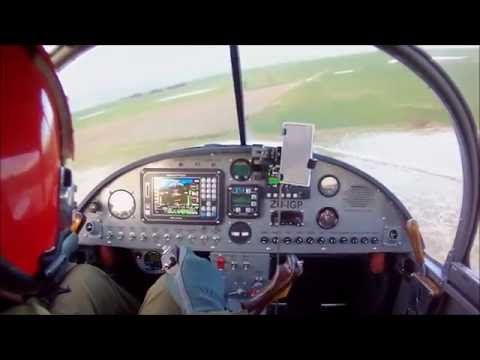 Combat pilot experience. Homebuilt experimental aircraft attacking sheep... (sheep mustering).
