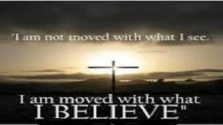 Carnal Christian Charismatics: Do You Walk By Sight or By Faith? Just Believe!