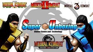 Mortal Kombat Klassic Limited Edition FightStick  Unboxing!-En Español