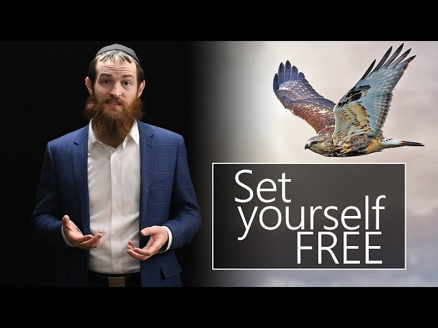 You CAN be truly free!  [Passover]