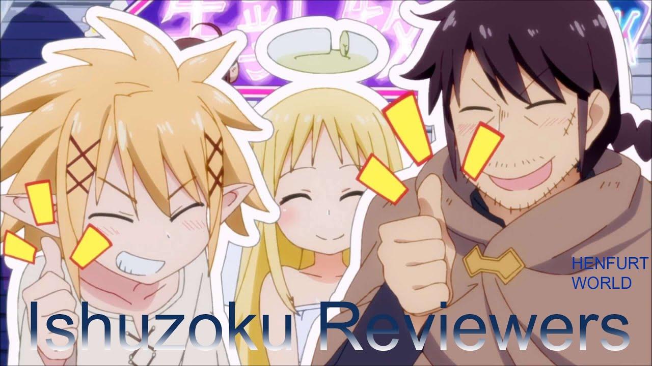 Recomendação de Animes #6 Ishuzoku Reviewers