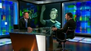 CNN Official Interview: Ricky Gervais says atheism shouldn't offend