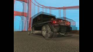 MTA-Mercedes G64 AMG