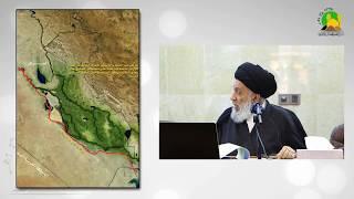 سماحة السيد سامي البدري | غرب الفرات | المؤتمر السنوي البيئي الدولي الثاني