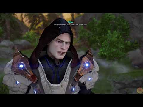 The first and only time I'll play ELEX