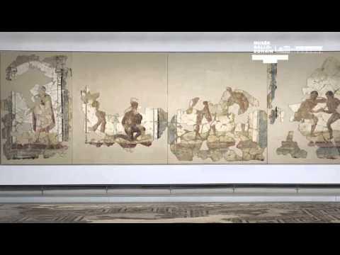 L'art de Vivre à 2000 ans - MUSÉE GALLO-ROMAIN DE SAINT-ROMAIN-EN-GAL - VIENNE