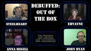 Out Of The Box with Special Guests Anna Megill & John Ryan - Episode 5