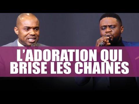 Le brisement des chaines par l'adoration / Fr. Aimé NKANU & Ev. Jacques NKOTO - CASARHEMA