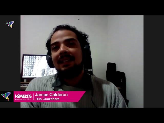 Dúo Guazábara / James Calderón y Enmanuel Araque en RNómades