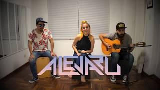 Mayores - Becky G - Cover acústico by Alejaru YouTube Videos