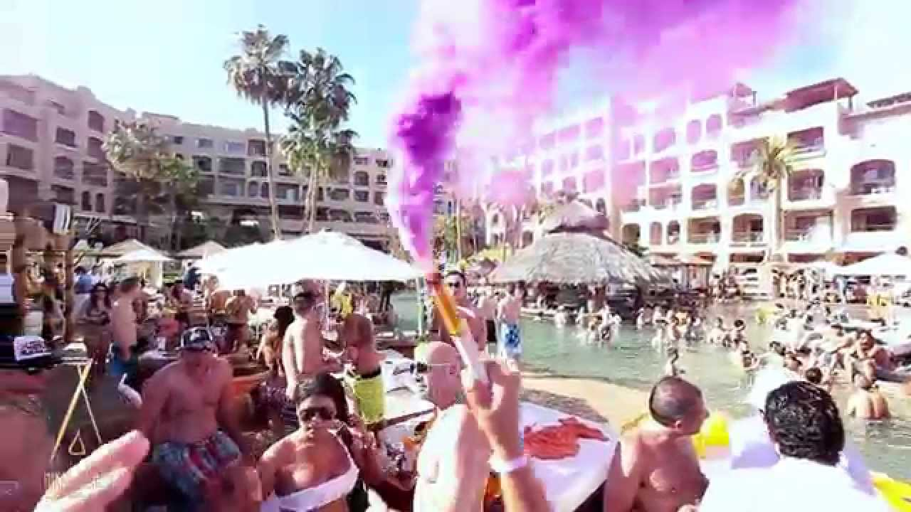 Nikki Beach Cabo San Lucas Champagne World Tour March 15th 2017 You