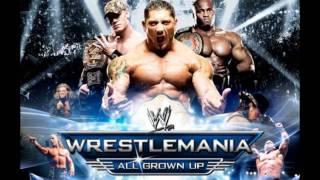 WrestleMania 23 Theme Song