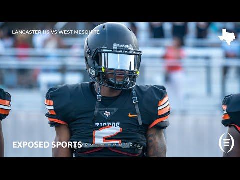 West Mesquite High School vs Lancaster High School Football Highlights | 2019 Texas Football