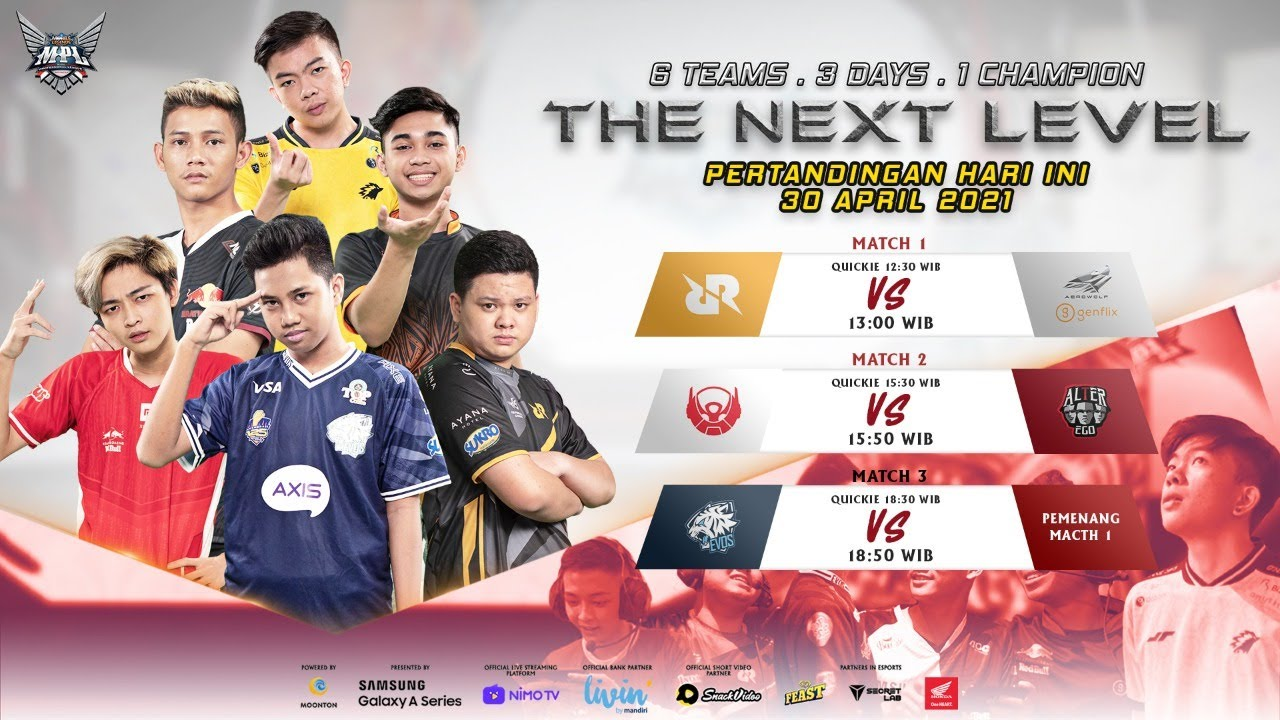 MPL-ID S7 Playoffs Day 1 [Bahasa Indonesia]