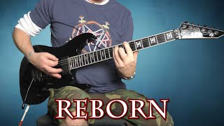 Slayer - Reborn - Guitar Cover With Solo